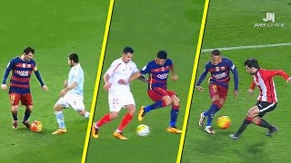 MSN - Messi Suarez Neymar ● Football Assassins ● 2015/2016