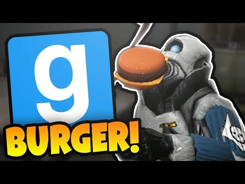 Gmod Prop Hunt Funny Moments | Burger Sex Sound, Awesome Magic Trick (Garry's Mod Fun)