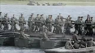 مستند جنگ جهانی دوم قسمت اول دوبله فارسی
