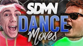 THE SIDEMEN ARE THE BEST DANCERS!