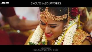 SKCuts | Wedding Ceremony of Puvaneswaran weds Hema Latha | By SKCuts | 0175401355