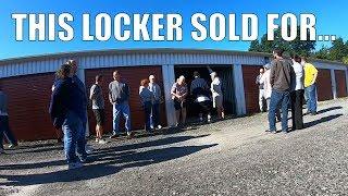 Buying an Abandoned Storage Unit