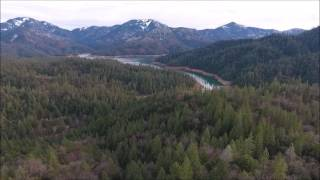 Shasta County Land - Shasta Lake view from 143 acres as 3 parcels
