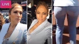 Jennifer Lopez | Instagram Livestream | July 7th