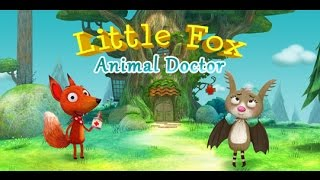 Little Fox Animal Doctor - walkthrough video