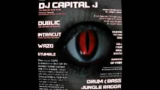 DJ CAPITAL J DEVILS NIGHT PREVIEW (EVILDARK DNB MINI MASHUP!)