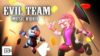 DELTARUNE SONG (EVIL TEAM) CG5 FEAT OR30 MUSIC VIDEO (SFM ANIMATION)