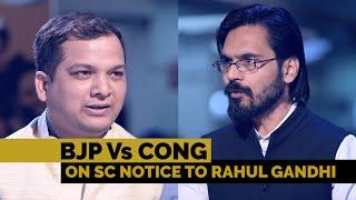 Lok Sabha Elections 2019: Congress vs BJP on SC notice to Rahul Gandhi