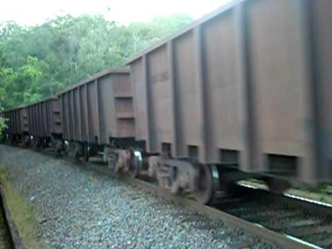 MRS Locomotiva Ge C38EMI Nº3923 6