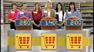 Supermarket Sweep - Wayne & Linda vs. Lori & Denise vs. Lisa & Jennifer (1994)