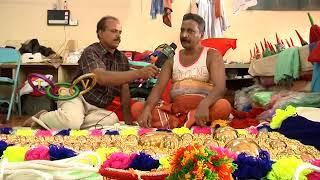 നെറ്റിപ്പട്ടങ്ങള് അവസാന മിനുക്കുപണിയിൽ | Pooram Specials | Thrissur Pooram 2018
