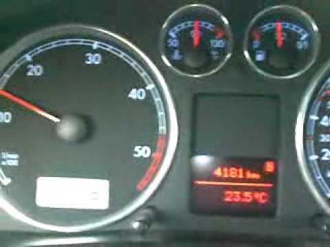 VW Passat 1.9 TDI 96 kW povprečna poraba
