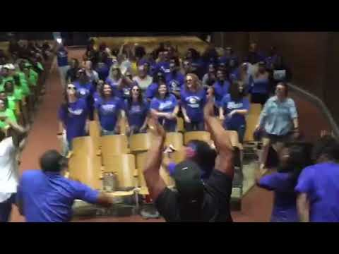 Ashley Park teachers set the year off with a bang