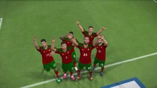 PS4 PES 2017 Gameplay Maroc vs Mali HD