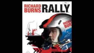 Richard Burns Rally Music PS2 - Paul Oakenfold