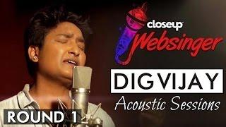 Maai Teri Chunariya (Acoustic Version) - ABCD 2 | Digvijay Singh | #CloseUpWebsinger