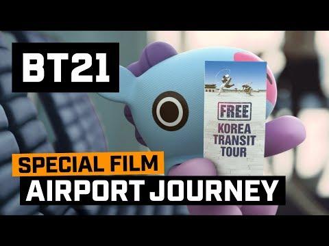Xxx Mp4 BT21 BT21 39 S Airport Journey MANG 3gp Sex