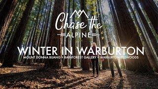 Warburton, VIC | A winter