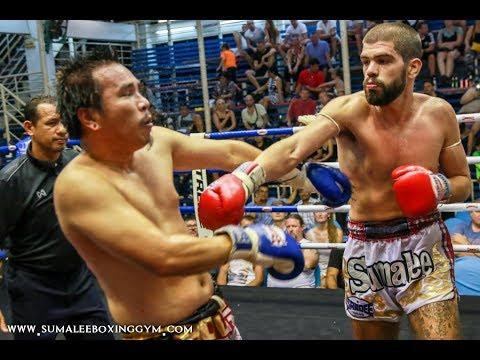 Xxx Mp4 Michalis Manoli Sumalee Wins By KNOCKOUT Bangla Boxing Stadium 10th November 2017 3gp Sex