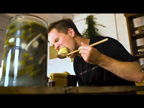 Taste Testing Polish Food 2 Kult America