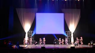 The Funky Bunch - DC Dance Factory - Mini Large Group - 2014
