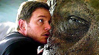 "JURASSIC WORLD 2 ""Eye of the T-Rex"" Trailer Teaser ✩ Chris Pratt, New Dinosaurs Movie HD (2018)"