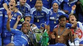 Bayern Múnich vs Chelsea. Final UEFA Champions League 2012( penalties)