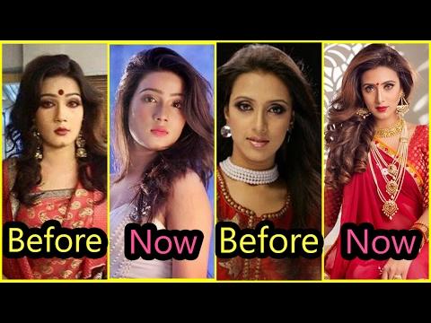 Xxx Mp4 অবাক হবেন দেখে বাংলাদেশী টপ নায়িকারা আগে ও পরে । Bangladeshi Actress Look Before And After 3gp Sex