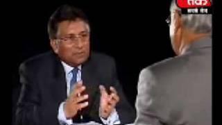 Pervez Musharraf on Kashmir