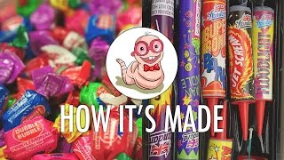 How It's Made - Bubble Gum and Fireworks