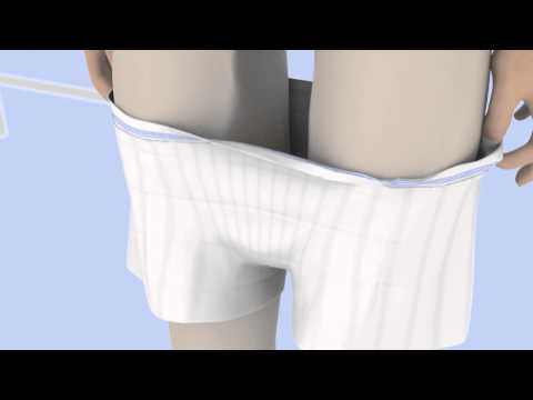 Allanda - iD Men Incontinence Pads Fitting Guide
