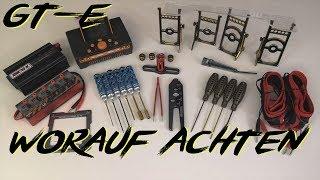 1/8 GT-E | Worauf Sollte Ich Achten? Teil 2 | HD+ | German