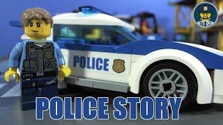 LEGO CITY. POLICE STORY