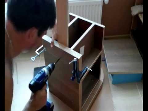 Как из дсп сделать мебель своими руками видео