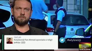 Islamista dzwoni do tv i tlumaczy ze Islam to religia pokoju