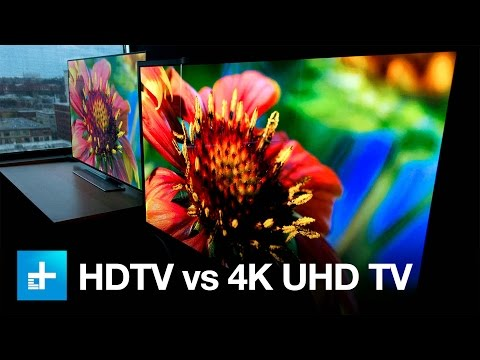 Xxx Mp4 4K UHD TV Vs 1080p HDTV Side By Side Comparison 3gp Sex