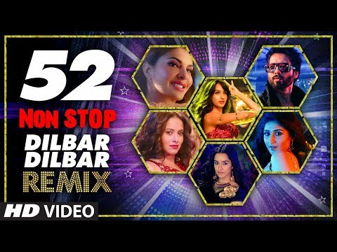 Xxx Mp4 52 Non Stop Dilbar Dilbar Remix By Kedrock SD Style Super Hit Songs Collection 2018 T Series 3gp Sex