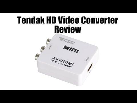 Download Tendak HD Video Converter Review HD Mp4 3GP Video and MP3