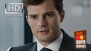 Fifty Shades of Grey | Christian turns the table on Anastasia FIRST LOOK clip (2015) Jamie Dornan