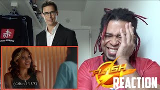 """The Flash Season 2 Episode 5 """"The Darkness and the Light"""" REACTION"""