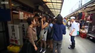 The Hairy Bikers - Tokyo Part 1