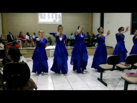 Coreografia Maranata Ministério Avivah
