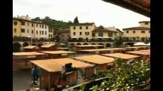 Globo Repórter - Itália - Cidades do bem viver - 03.12.2010 - parte 01