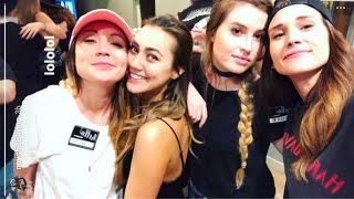 Cammie & Kara,Shannon Snapchat 3-12