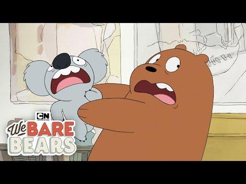 We Bare Bears | Nom Nom Therapy | Cartoon Network