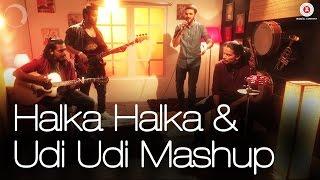 Halka Halka & Udi Udi Jaye Mashup | Avish Sharma Songs