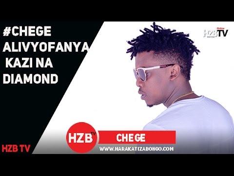 Chege alivyofanya kazi na Diamond, #Waache waoane na Muonekano mpya