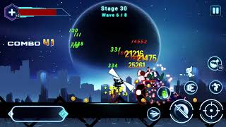 Stickman Ghost 2 : Galaxy Wars _ Kill Boss 3