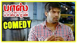 Boss Engira Baskaran Comedy Scenes | Tamil Movie |Arya, Santhanam, Nayanthara | Subbu Panchu Comedy