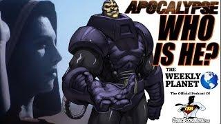 Who Is X'MEN'S APOCALYPSE?
